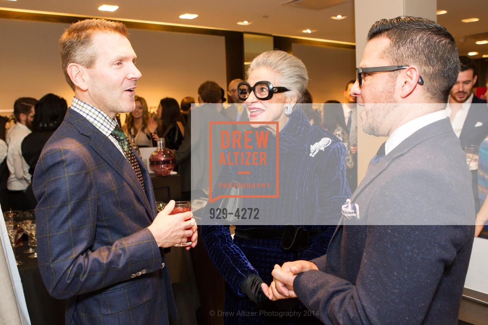 Eric Petsinger, Joy Venturini Bianchi, Rodrigo Rivas, Photo #929-4272