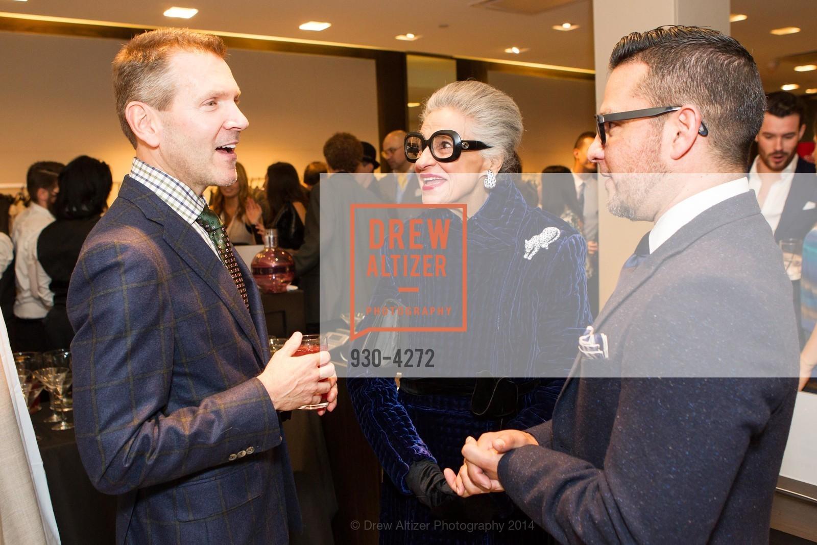 Eric Petsinger, Joy Venturini Bianchi, Rodrigo Rivas, Photo #930-4272