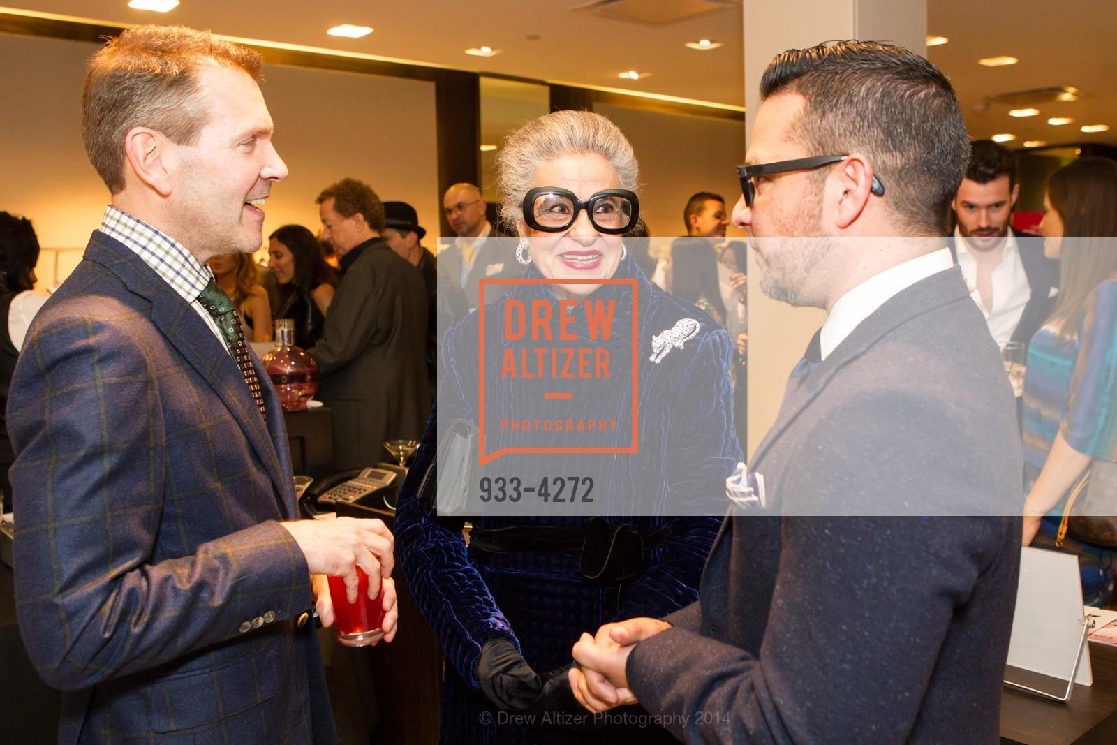 Eric Petsinger, Joy Venturini Bianchi, Rodrigo Rivas, Photo #933-4272