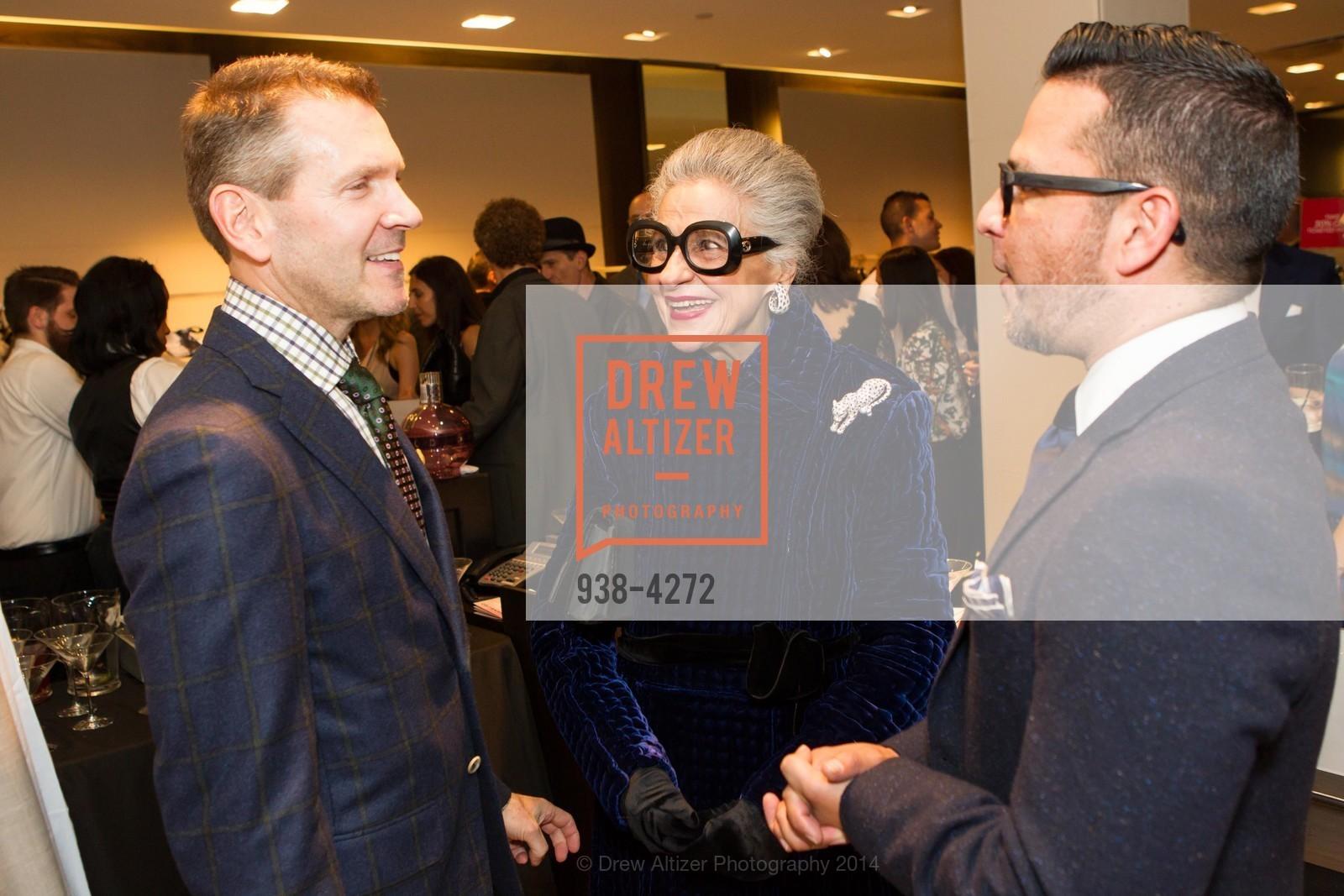 Eric Petsinger, Joy Venturini Bianchi, Rodrigo Rivas, Photo #938-4272