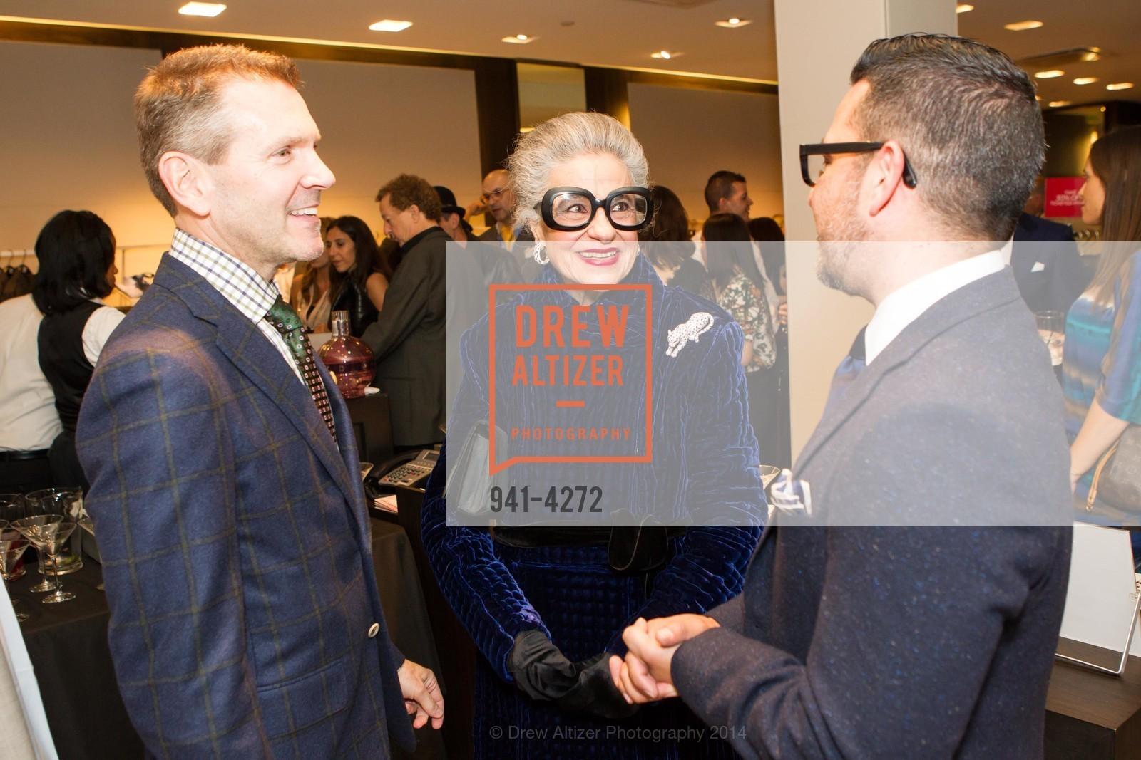 Eric Petsinger, Joy Venturini Bianchi, Rodrigo Rivas, Photo #941-4272