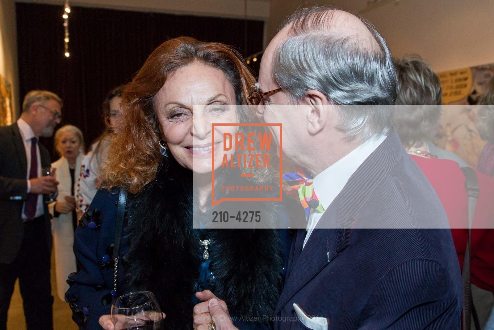 Diane von Furstenberg, Martin Wheeler, Photo #210-4275