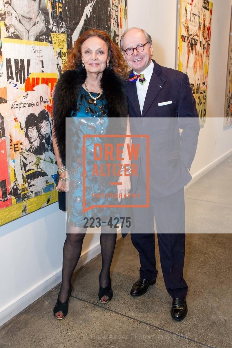 Diane von Furstenberg, Martin Wheeler, Photo #223-4275