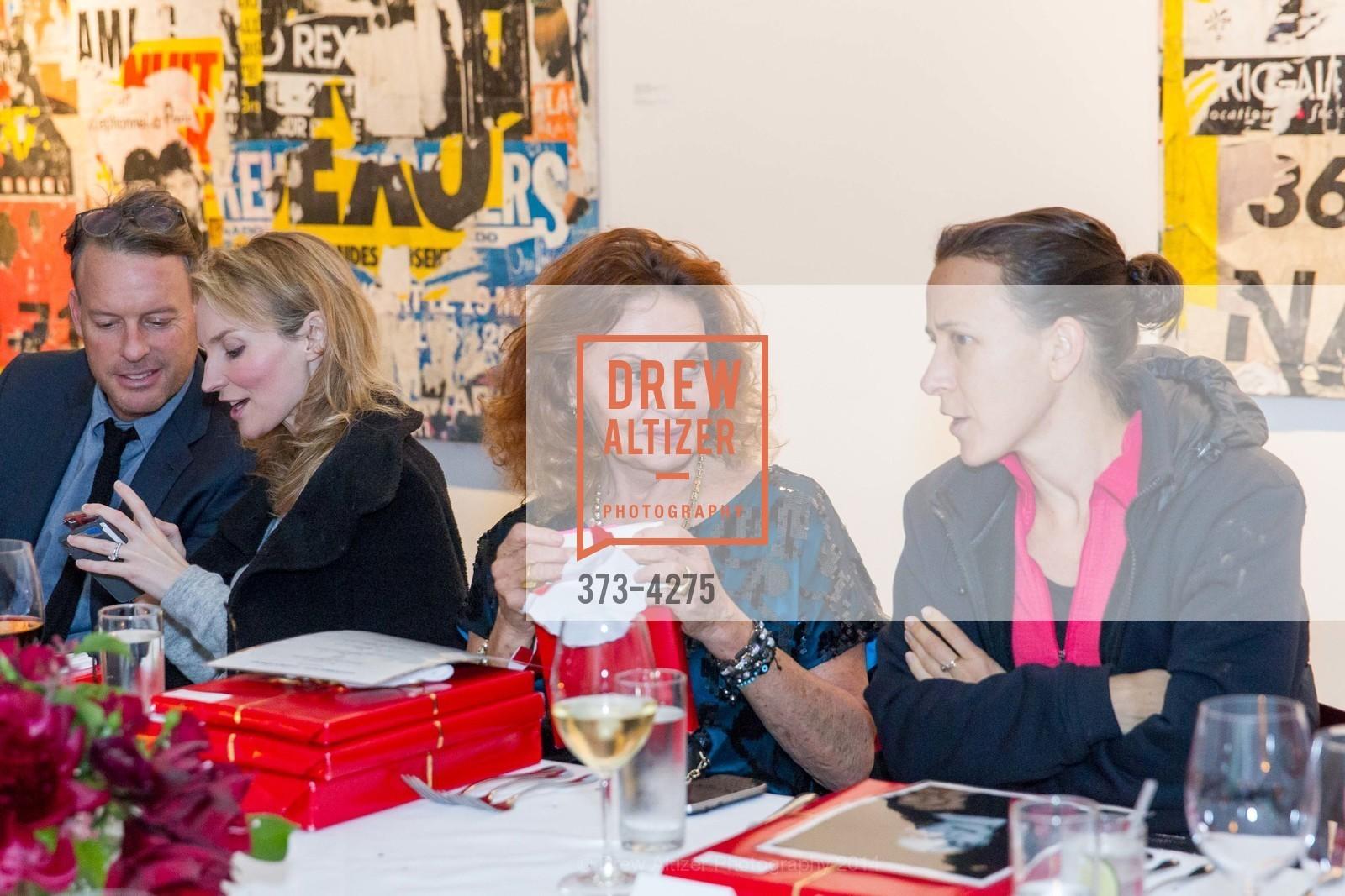 Diane von Furstenberg, Anne Wojcicki, Photo #373-4275