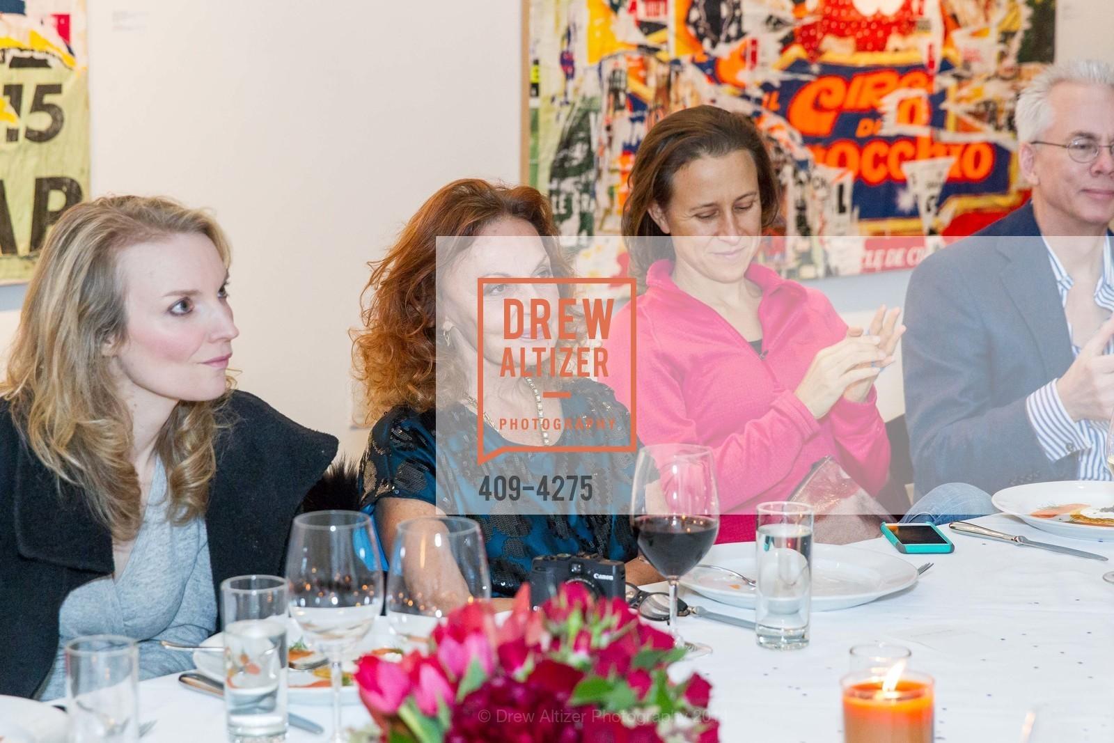 Diane von Furstenberg, Anne Wojcicki, Photo #409-4275