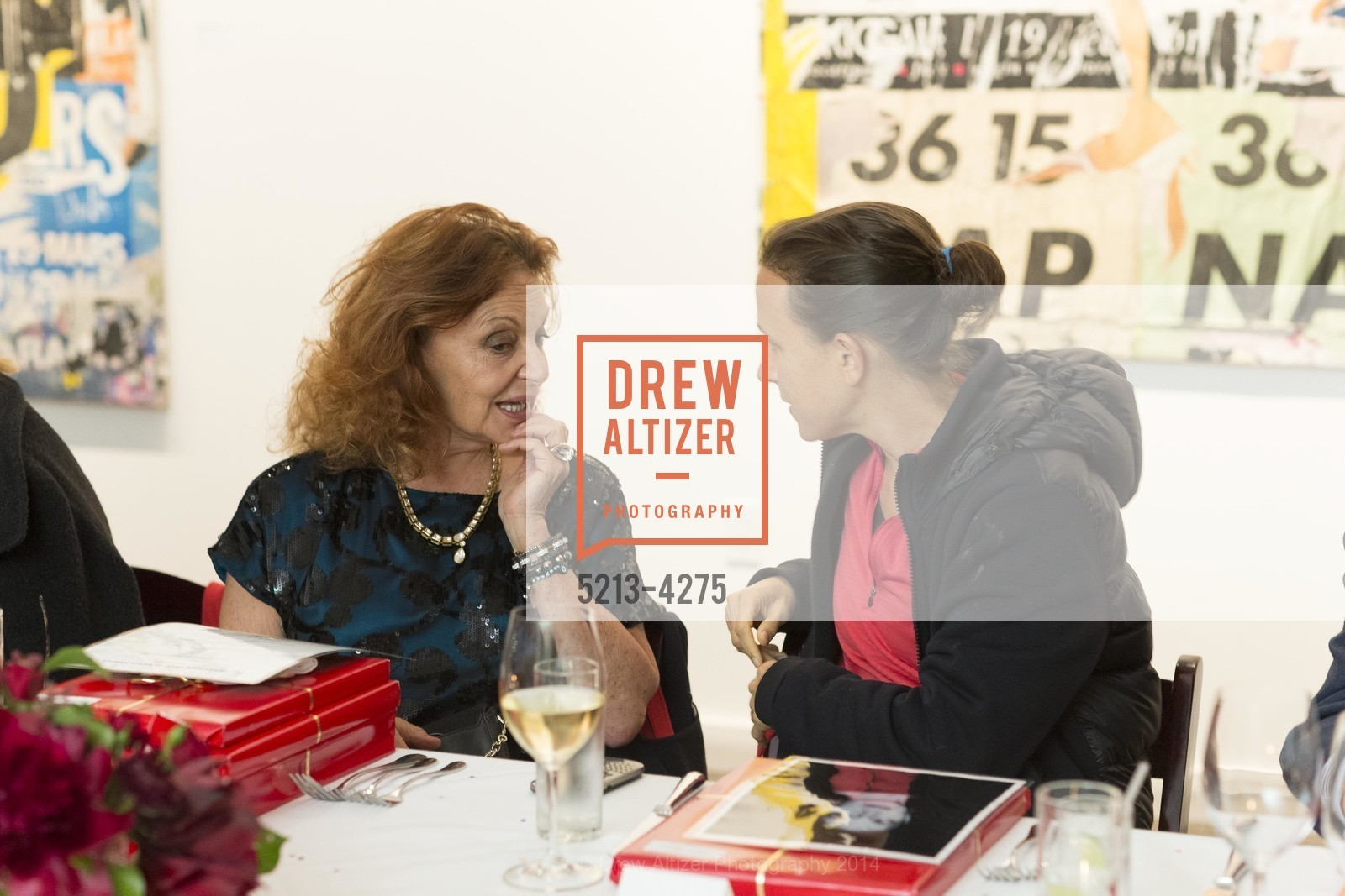 Diane von Furstenberg, Anne Wojcicki, Photo #5213-4275