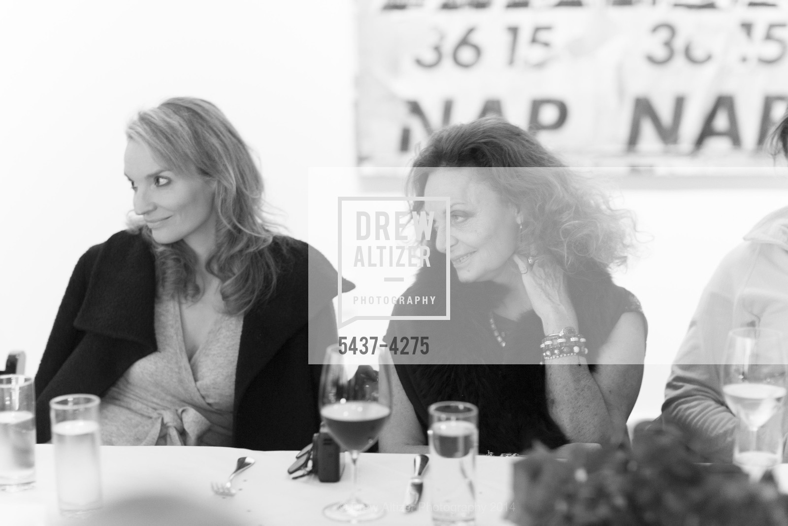 Diane von Furstenberg, Photo #5437-4275