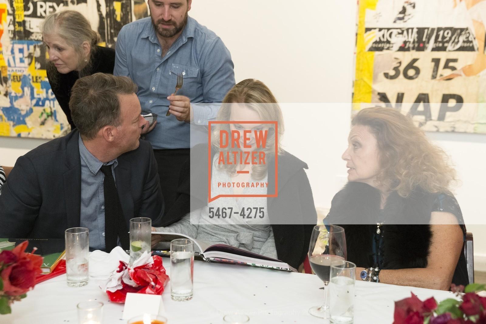 Stephen Tyler, Alyce Nelson, Diane von Furstenberg, Photo #5467-4275