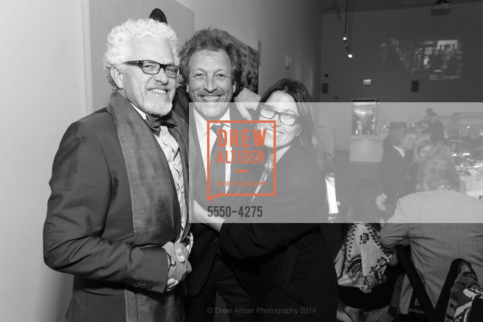 Lee Hudson, Doug Biederbeck, Cristina Hudson, Photo #5550-4275