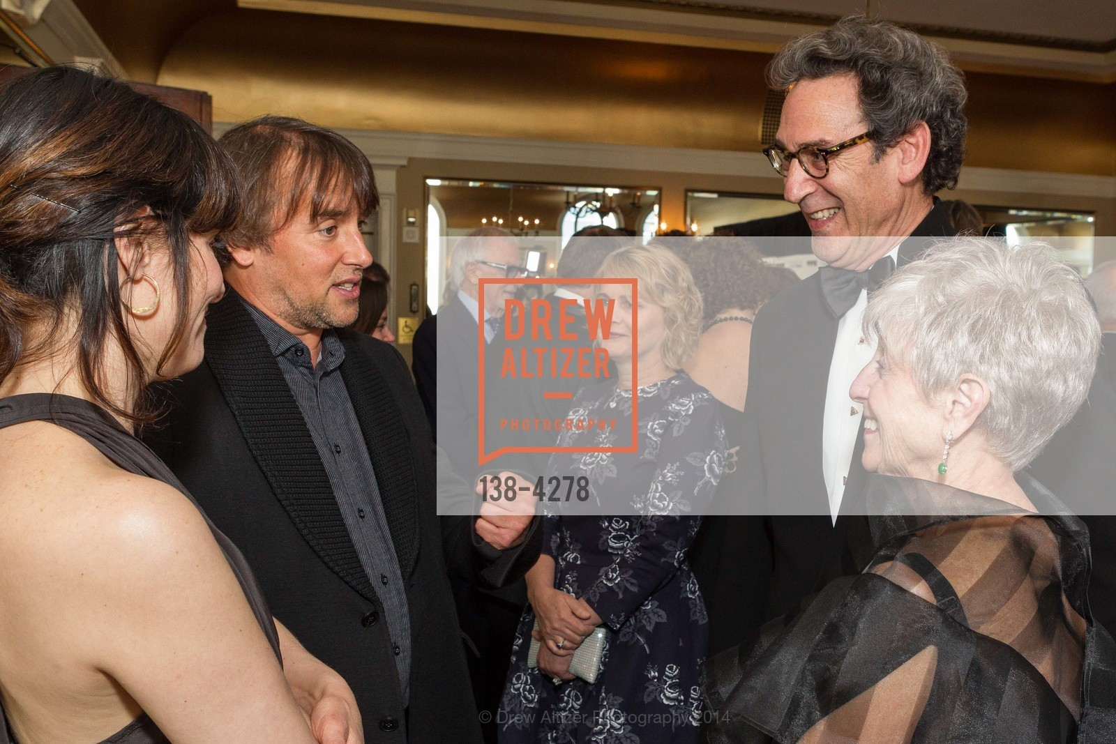 Parker Posey, Richard Linklater, Nancy Livinigston, Fred Levin, Photo #138-4278