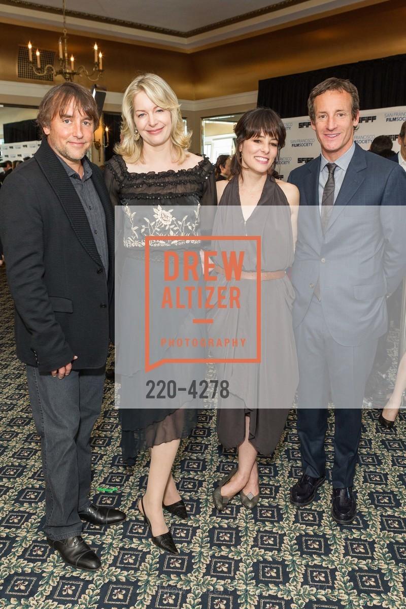 Richard Linklater, Victoria Raiser, Parker Posey, Todd Traina, Photo #220-4278