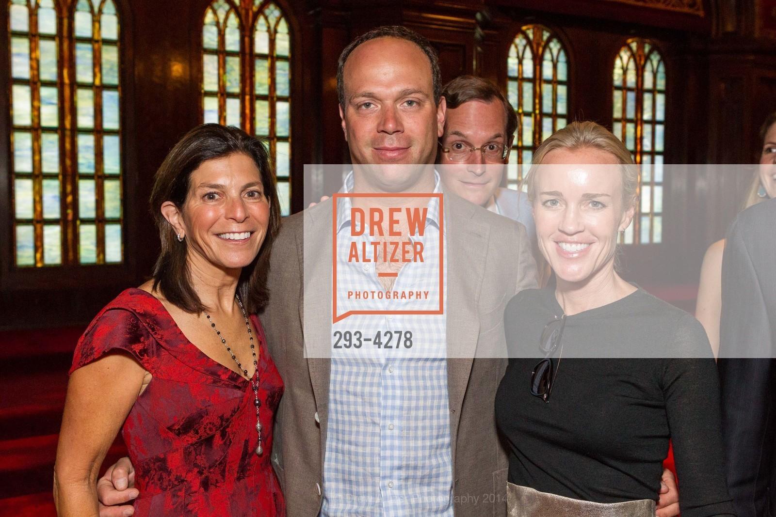 Susan Swig, Alex Fisher, Heidi Castelein, Photo #293-4278