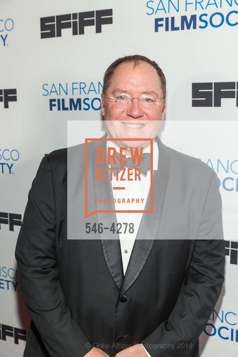 John Lasseter, Photo #546-4278