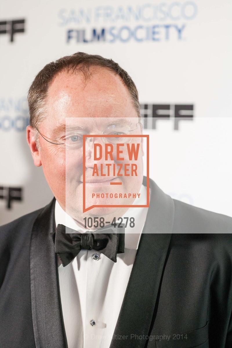 John Lasseter, Photo #1058-4278