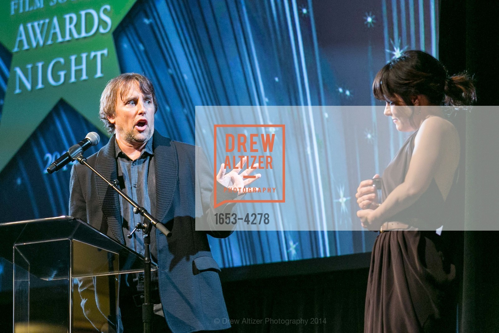 Richard Linklater, Parker Posey, Photo #1653-4278