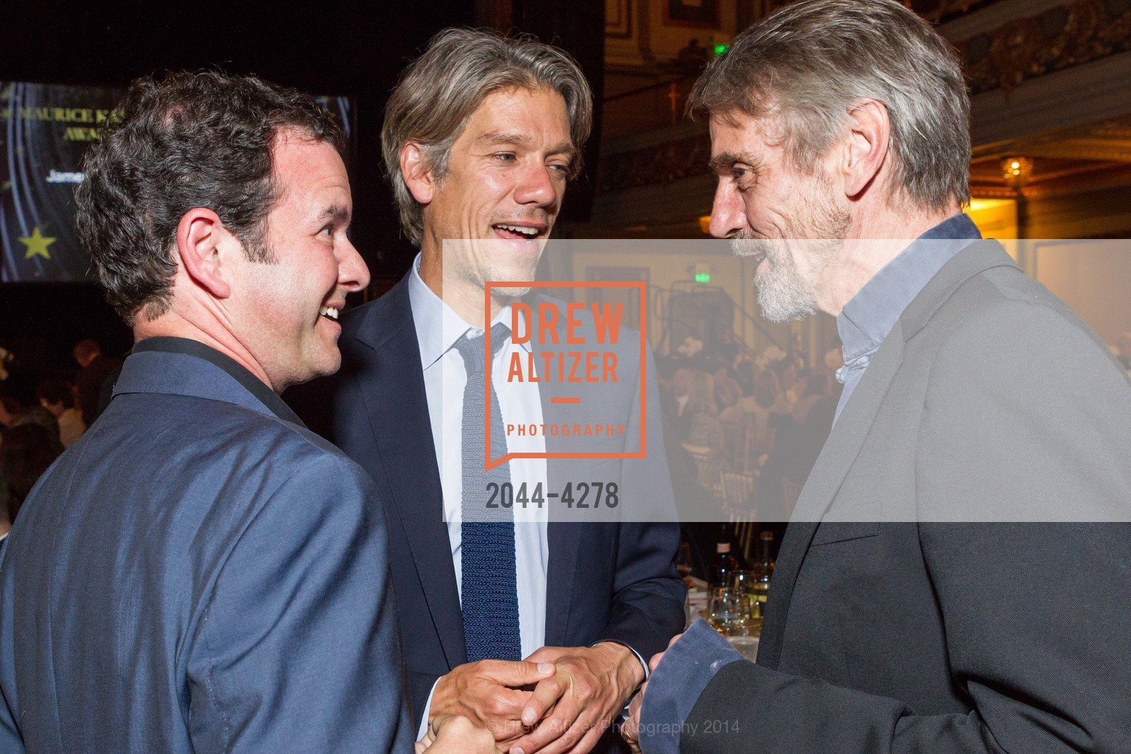 Stephen Gaghan, Jeremy Irons, Photo #2044-4278