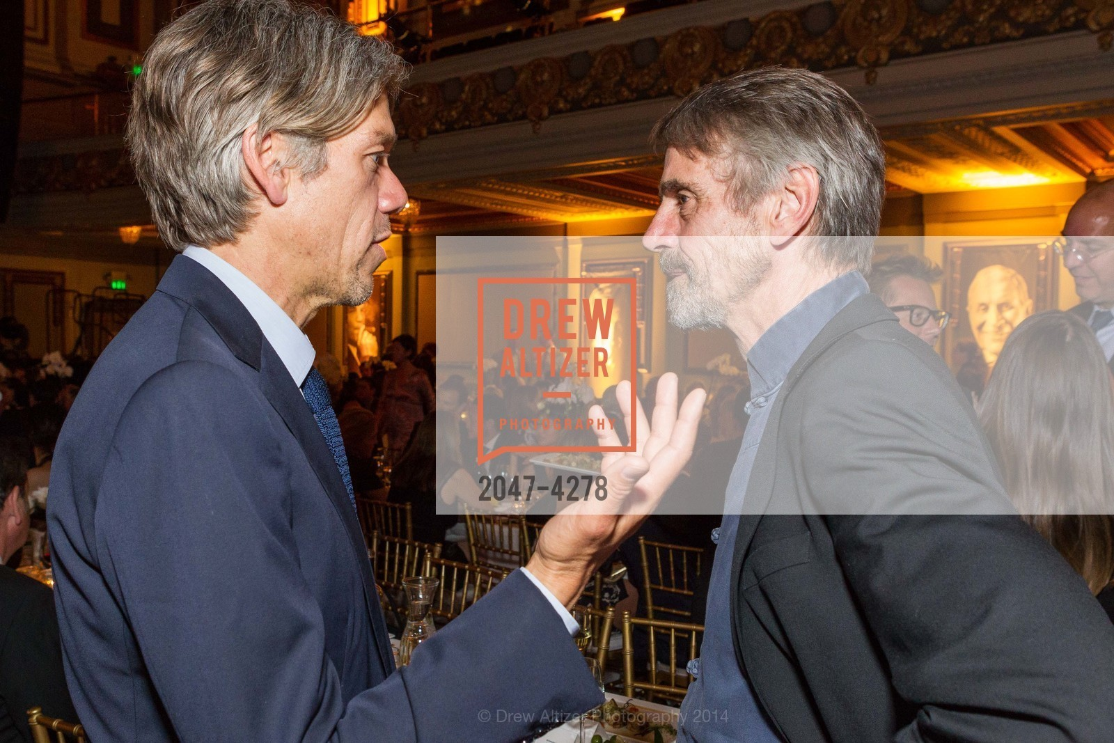 Stephen Gaghan, Jeremy Irons, Photo #2047-4278