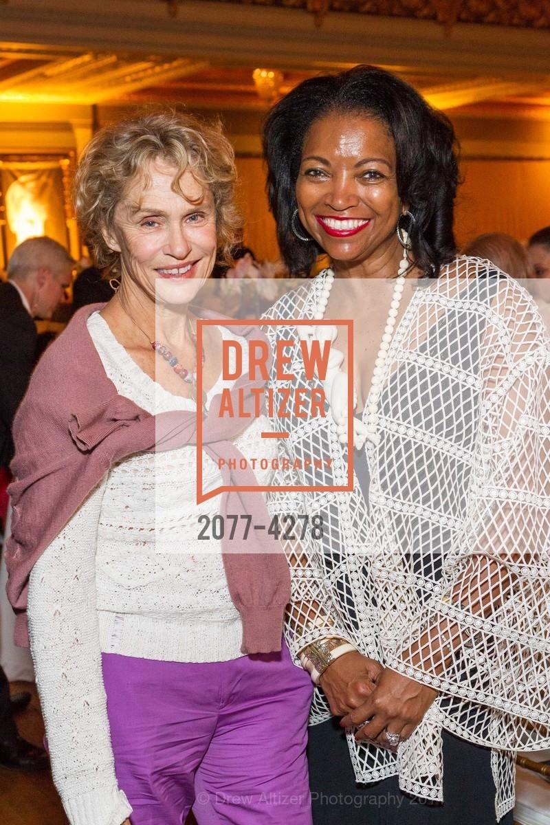 Lauren Hutton, Denise Bradley-Tyson, Photo #2077-4278