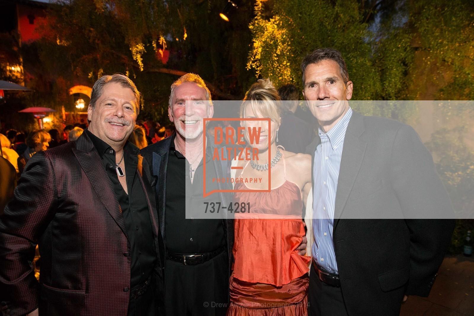 Michael Rose, Wayne Kaleck, Kathy Winkler, Peter McIntosh, Photo #737-4281