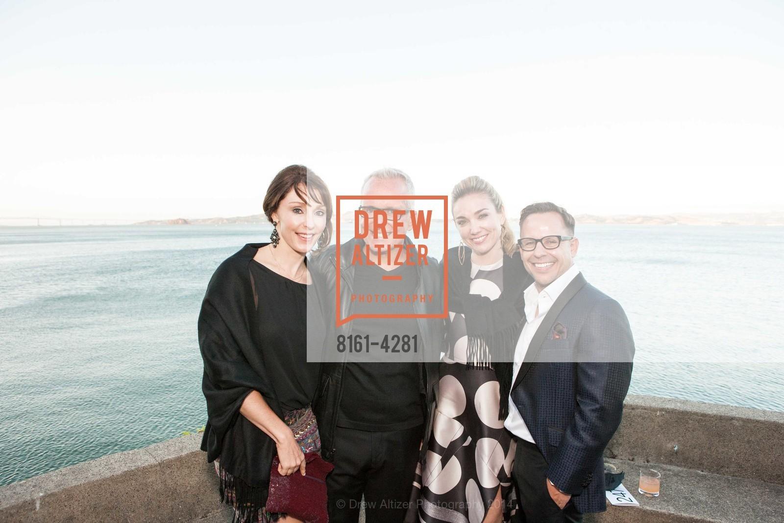Amy Guthrie, Paul Guthrie, Shea Villa, Kevin Richardson, Photo #8161-4281
