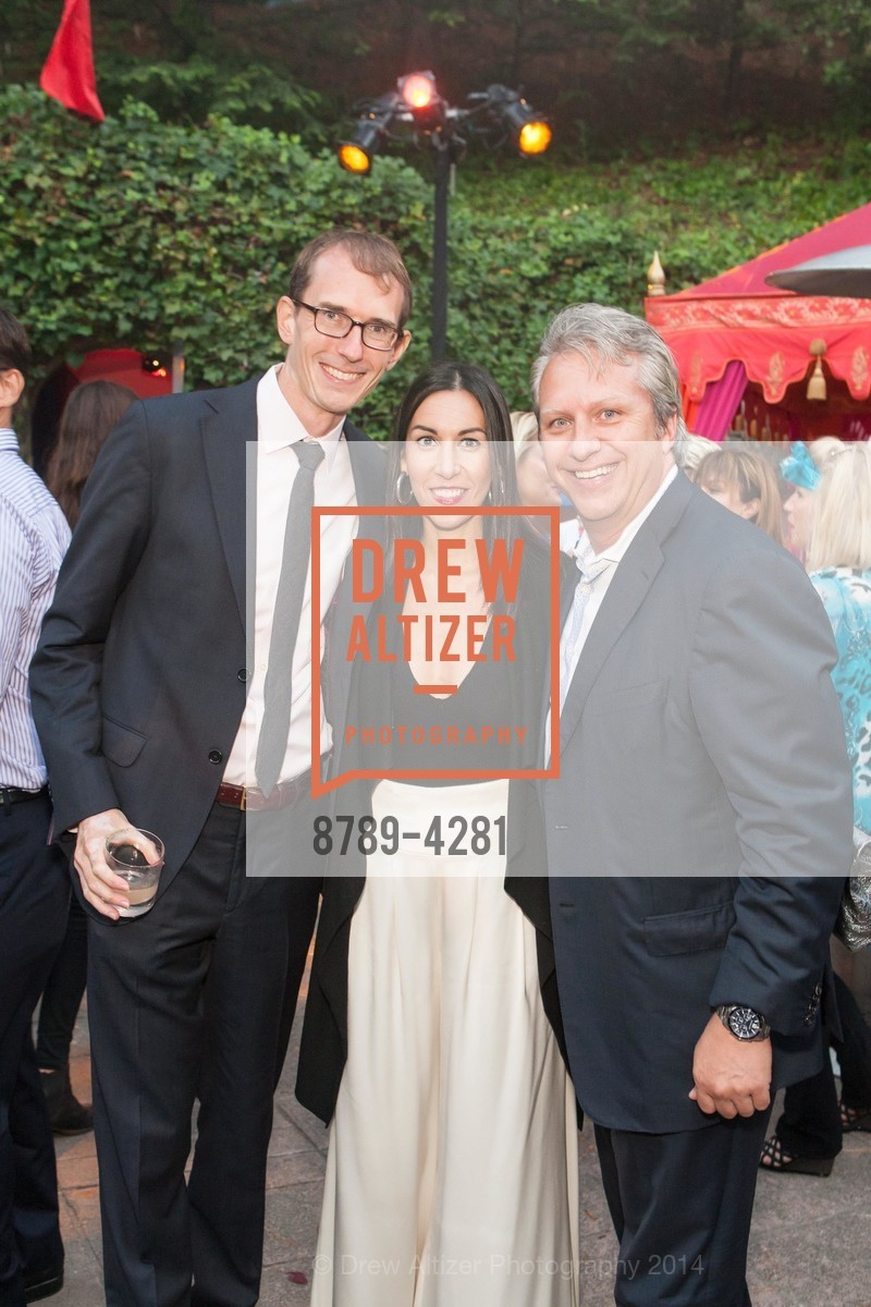 Stan Zook, Kristina Garza, Christopher Ryan, Photo #8789-4281