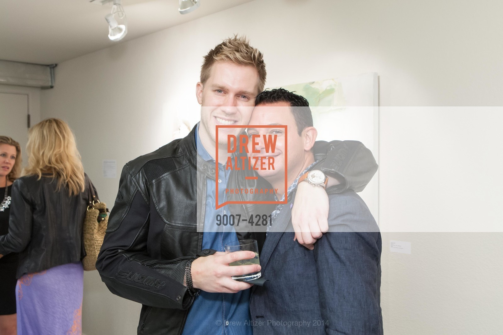 Christopher Dineson, Ken Griffin, Photo #9007-4281