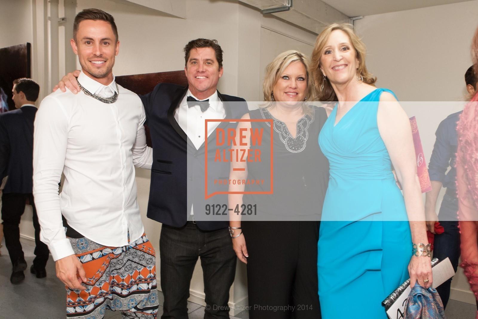 Galen Drever, Brad Blass, Barbara Moffitt, Jennifer Paneral, Photo #9122-4281
