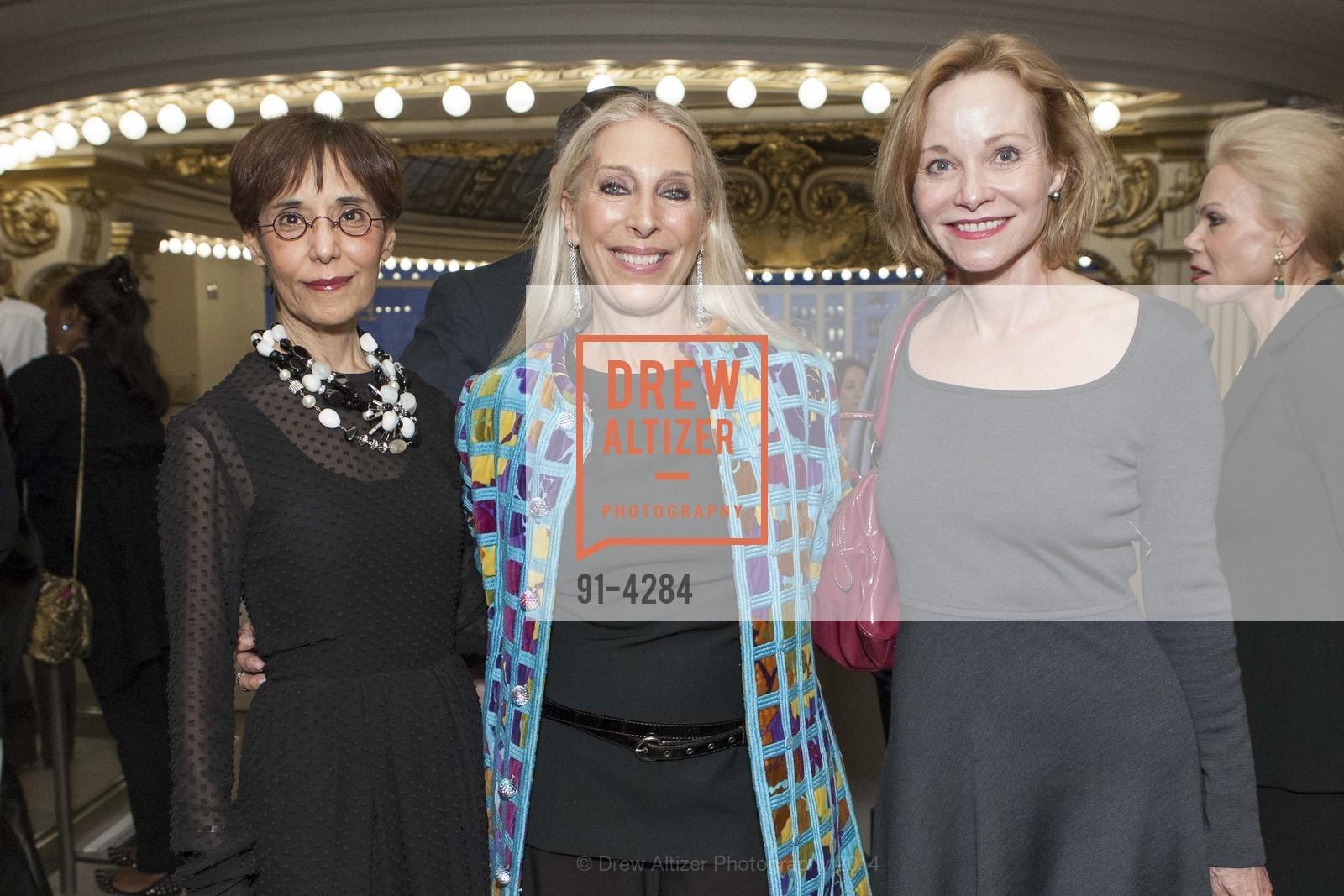 Beatrice Wood, Betsy Linder, Janice Zakin, Photo #91-4284