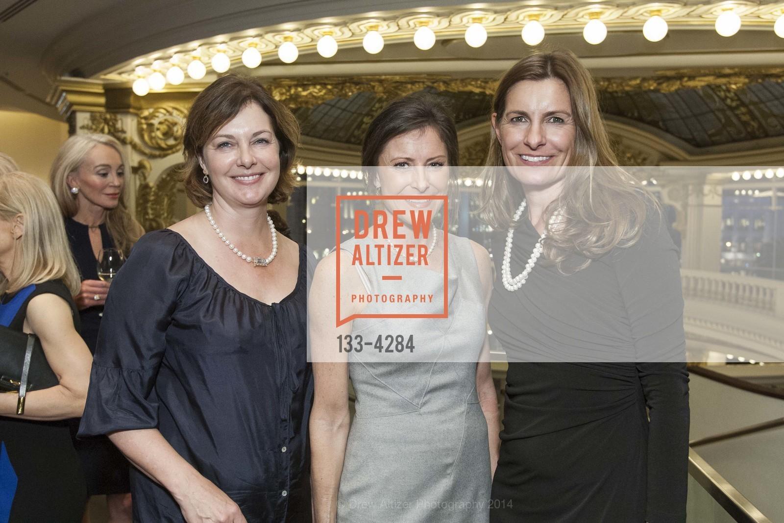 Patricia Wyrod, Ellen Selzer, Rebecca Cooper, Photo #133-4284