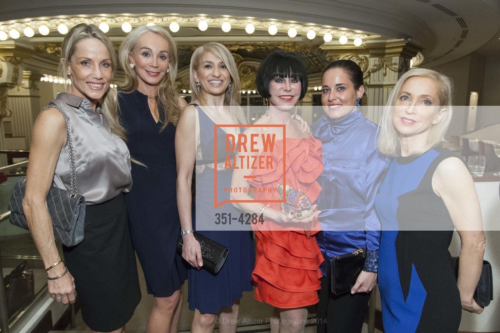 Beverly Aigen, Giselle Farris, Navid Armstrong, Marilyn Cabak, Natalia Urrutia, Shelley Gordon, Photo #351-4284