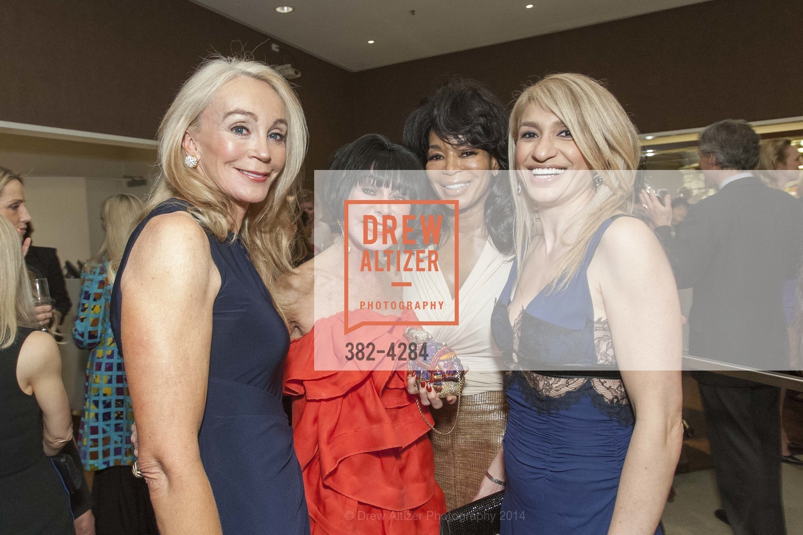 Giselle Farris, Marilyn Cabak, Michelle Renee, Navid Armstrong, Photo #382-4284