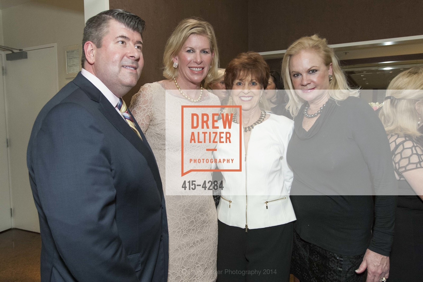 Alan Morrell, Jennifer Brandenburg, Suzanne Thornton, Claire Kostic, Photo #415-4284