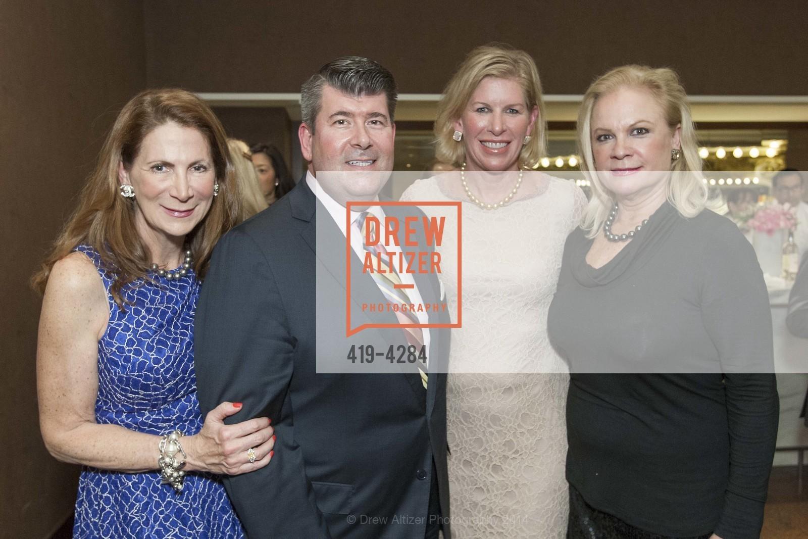 Patricia Ferrin Loucks, Alan Morrell, Jennifer Brandenburg, Claire Kostic, Photo #419-4284