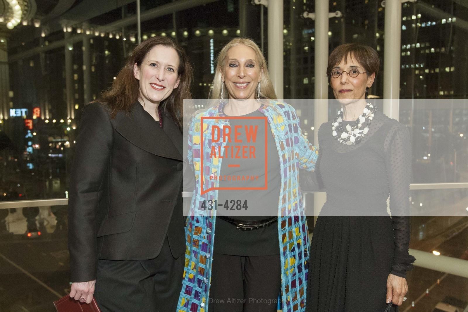 Dara Rosenfeld, Betsy Linder, Beatrice Wood, Photo #431-4284