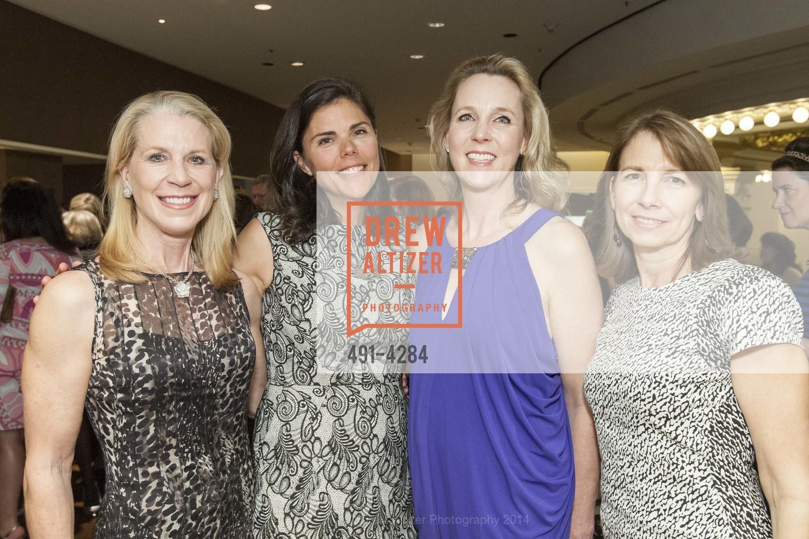Kimberly Hopper, Tricia Knapp, Elizabeth Mitchell, Carol Louie, Photo #491-4284