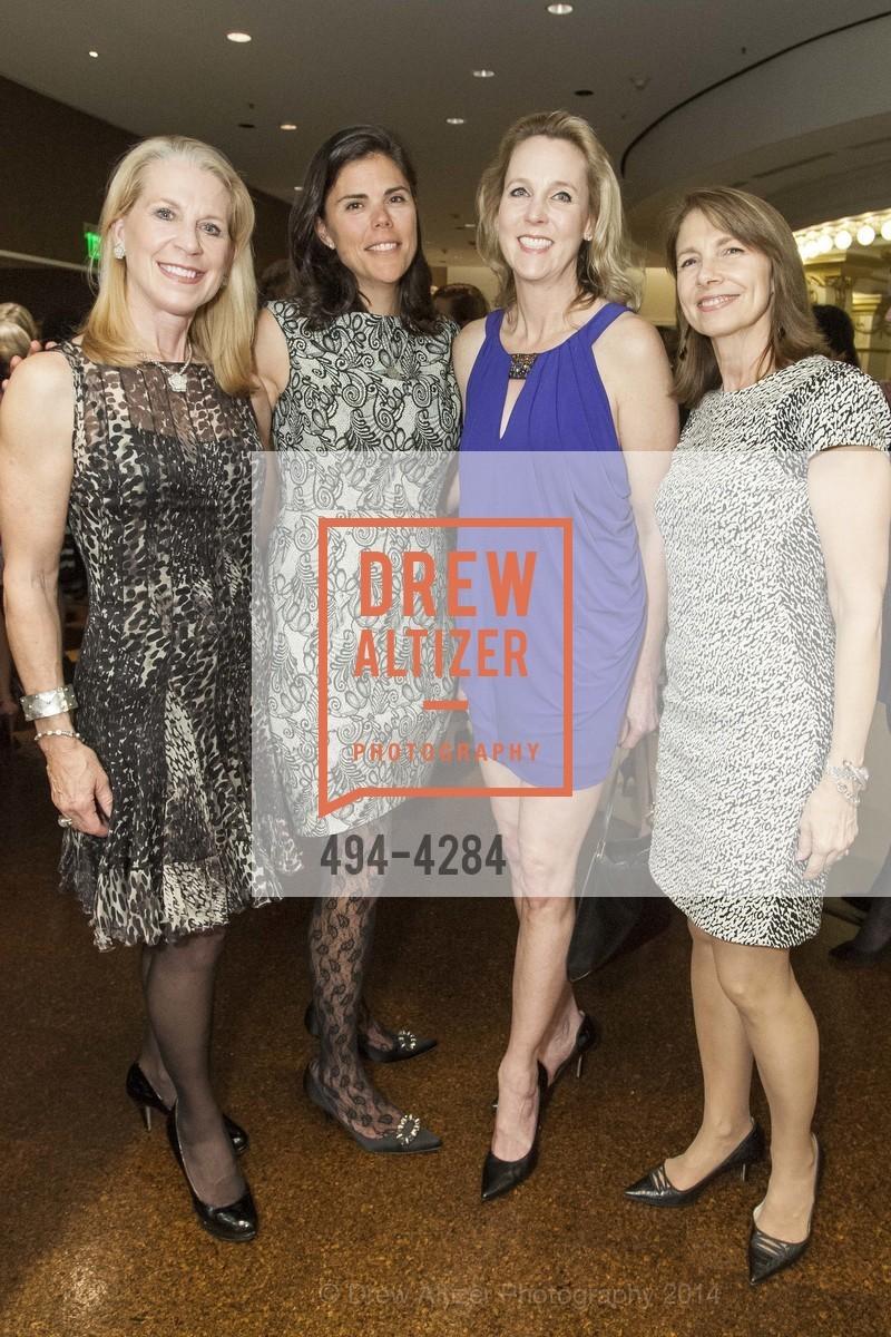Kimberly Hopper, Tricia Knapp, Elizabeth Mitchell, Carol Louie, Photo #494-4284