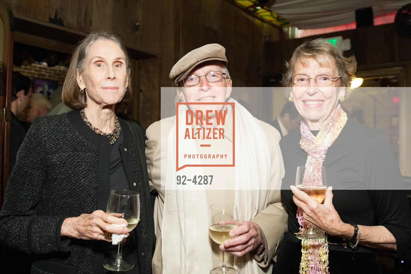 Elaine Myers, Maurice Holloway, Jan Holloway, Photo #92-4287