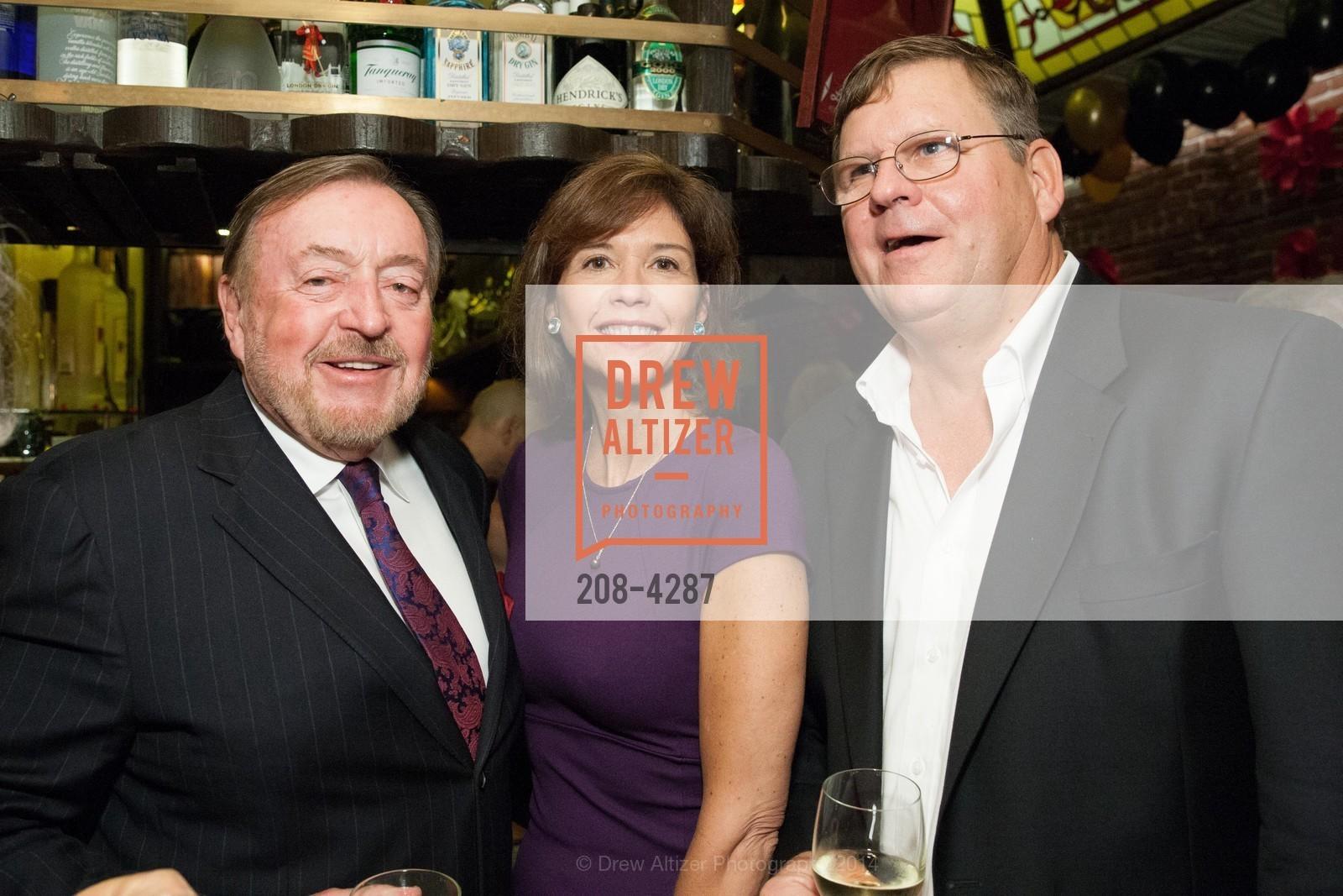 Dr. Joseph Fink, Melissa Fairbrother, Eric Kindt, Photo #208-4287