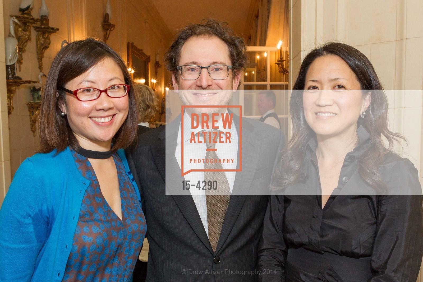 Ching Yee Hu, Gary Orenstein, Alisa Won, Photo #15-4290