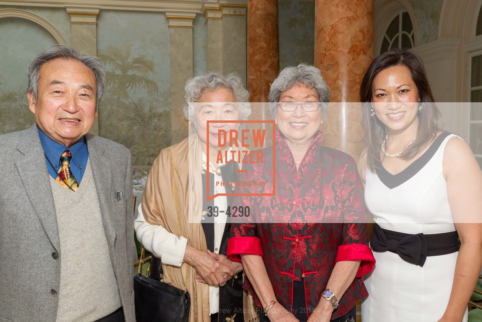 Kenneth Mei, Bettine Kuh, Diana Chua, Cynthia Mei, Photo #39-4290
