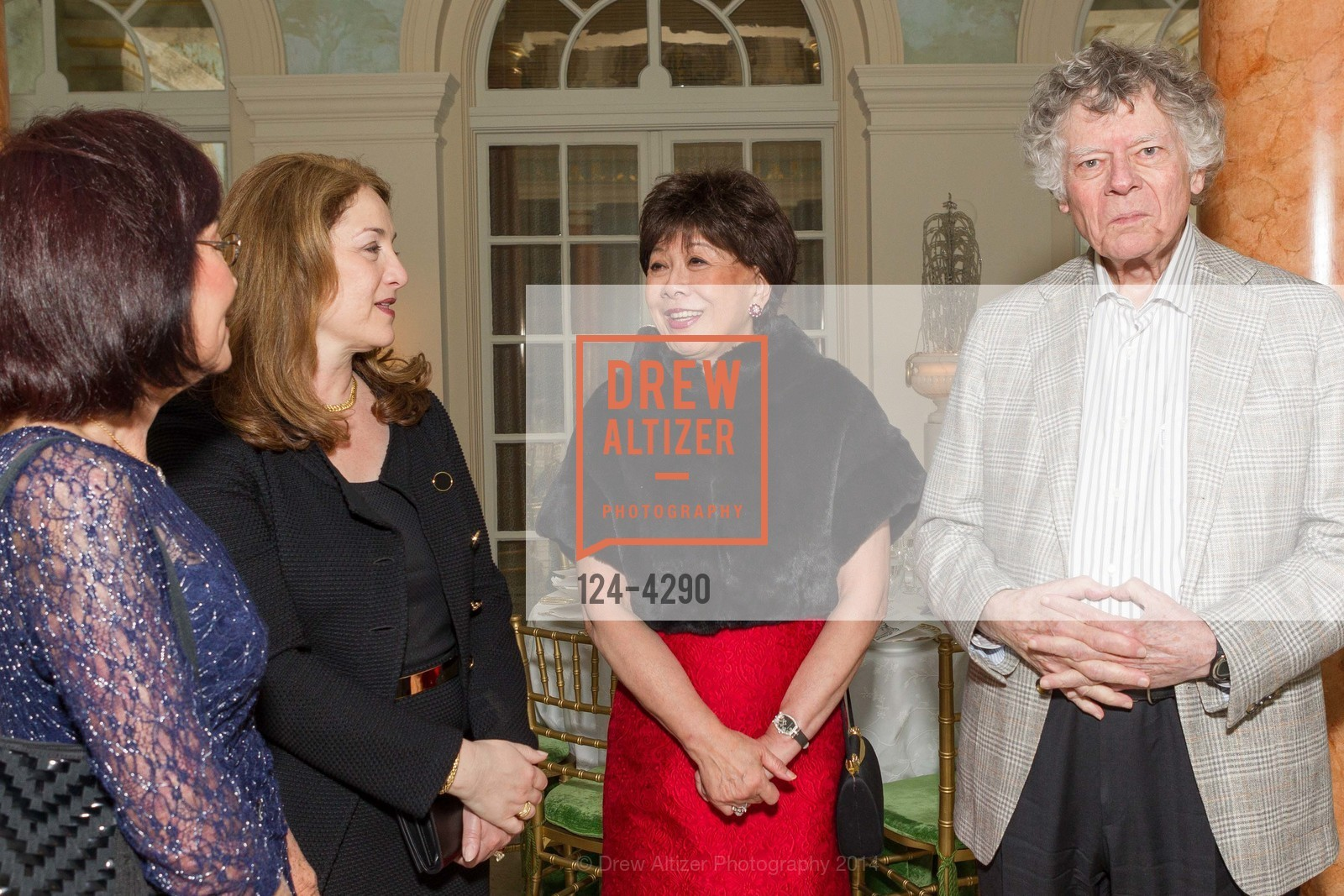 Margaret Collins, Gordon Getty, Photo #124-4290