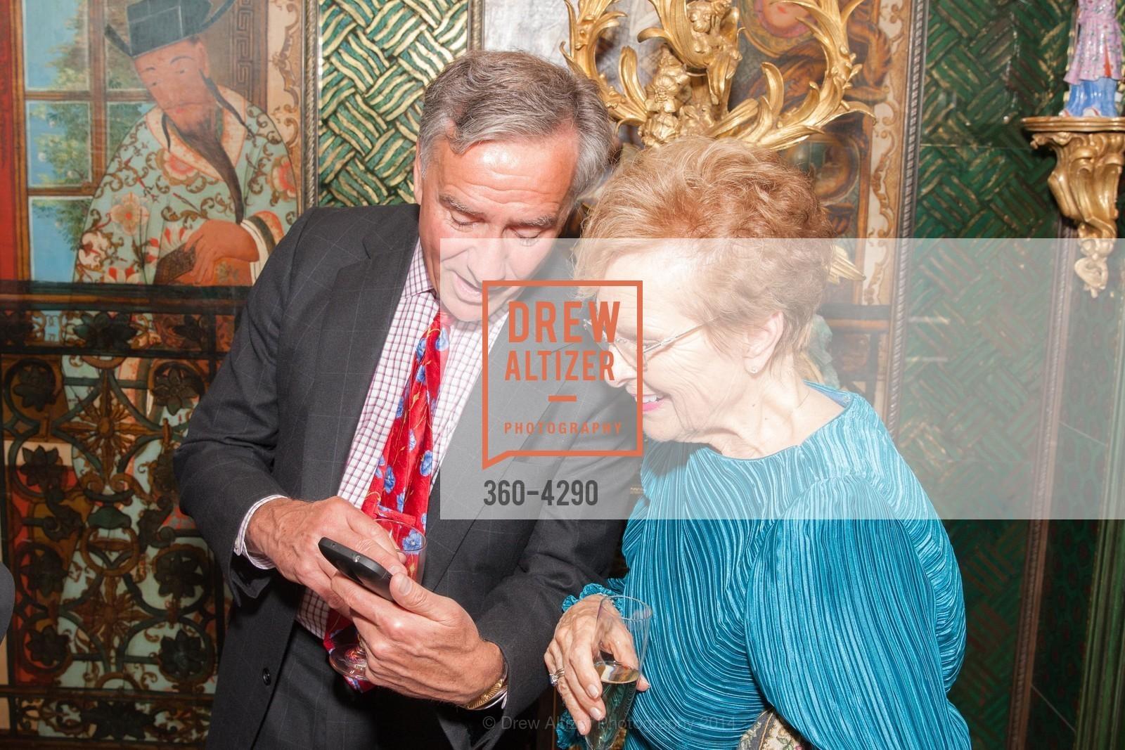 Ken Baum, Carol Upshaw, Photo #360-4290