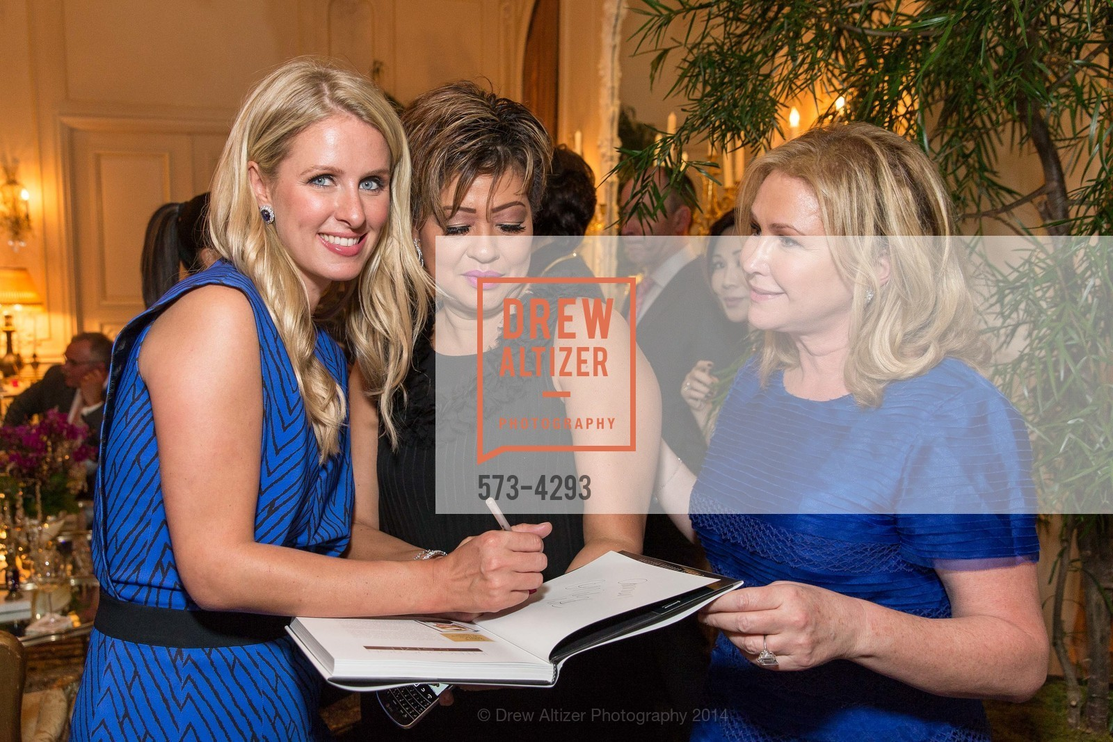 Nicky Hilton, Rosalina Lydster, Kathy Hilton, Photo #573-4293