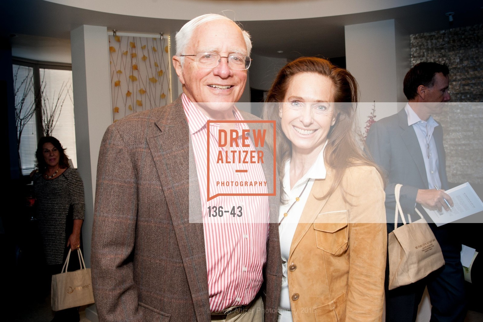 John Newmeyer, Elisabeth Thieriot, EPI CENTER MedSpa Anniversary and Launch of REPLETE, Epi Center MedSpa, April 21st, 2015,Drew Altizer, Drew Altizer Photography, full-service agency, private events, San Francisco photographer, photographer california