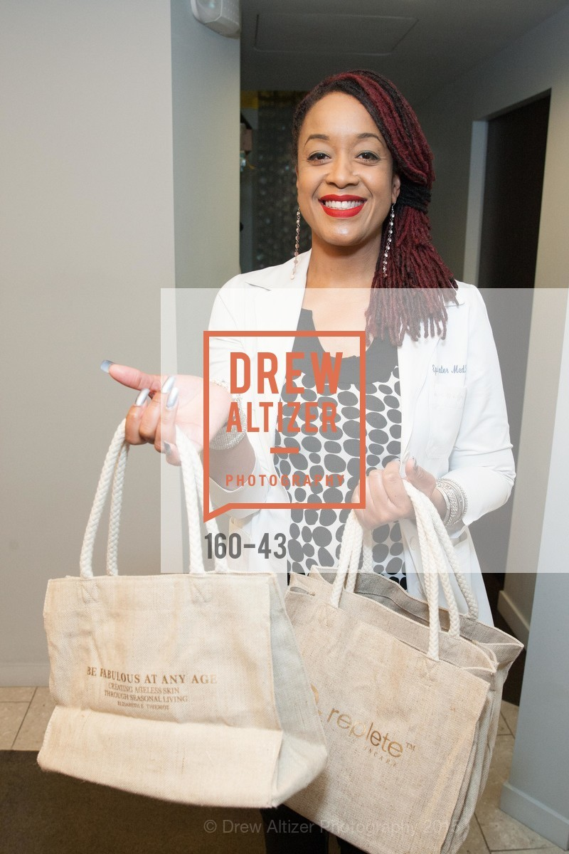 Ketrah Whitaker, EPI CENTER MedSpa Anniversary and Launch of REPLETE, Epi Center MedSpa, April 21st, 2015,Drew Altizer, Drew Altizer Photography, full-service agency, private events, San Francisco photographer, photographer california