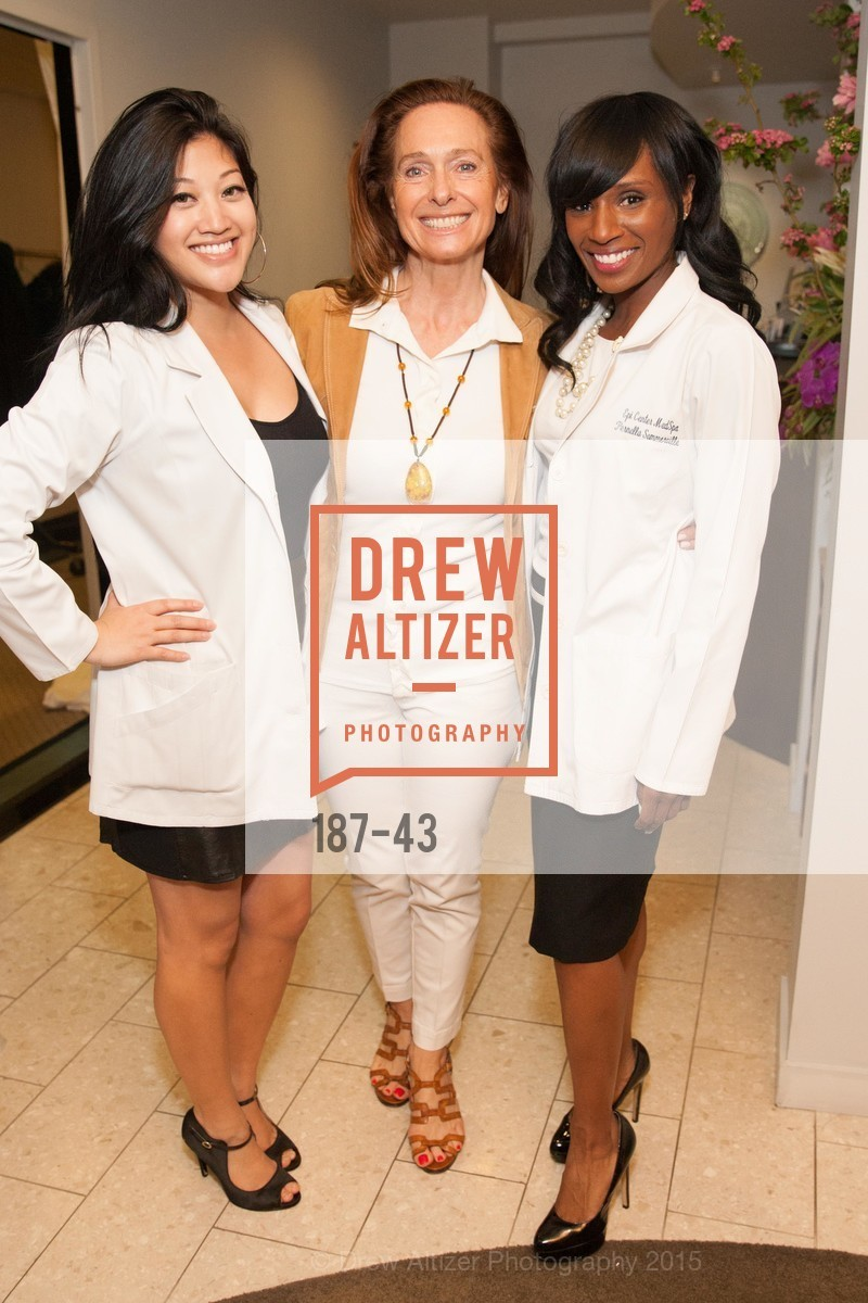 Jenny Hernandez, Elisabeth Thieriot, Pernella Sommerville, EPI CENTER MedSpa Anniversary and Launch of REPLETE, Epi Center MedSpa, April 21st, 2015,Drew Altizer, Drew Altizer Photography, full-service agency, private events, San Francisco photographer, photographer california