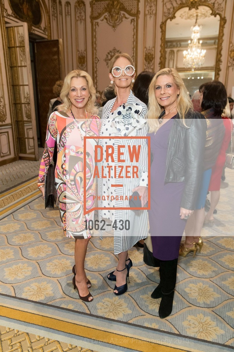 Cynthia Schreuder, Belinda Berry, Jacqueline Jacoby, The Arthritis Foundation Presents FASHION FIGHTS ARTHRITIS featuring St. John, Fairmont Hotel, Ballroom. 950 Mason Street, October 30th, 2015,Drew Altizer, Drew Altizer Photography, full-service event agency, private events, San Francisco photographer, photographer California
