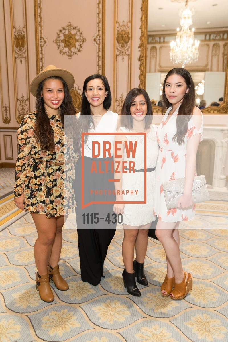 Kiyomi Mitsuda, Lorena King, Vanessa Garcia, Elizabeth Sweeney, The Arthritis Foundation Presents FASHION FIGHTS ARTHRITIS featuring St. John, Fairmont Hotel, Ballroom. 950 Mason Street, October 30th, 2015,Drew Altizer, Drew Altizer Photography, full-service agency, private events, San Francisco photographer, photographer california