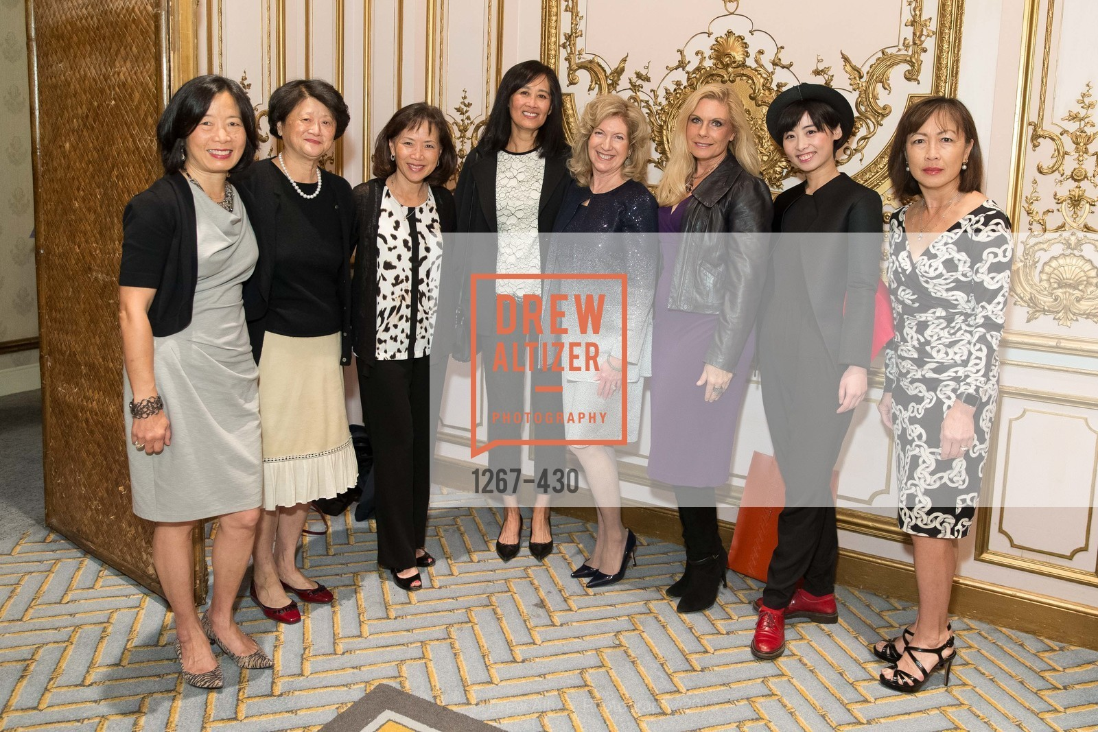 Juannie Eng, Maelin Wang, Lorraine Young, Shirley Liu, Celste Woo, Yuka Uehara, Bev Chung, Jacqueline Jacoby, The Arthritis Foundation Presents FASHION FIGHTS ARTHRITIS featuring St. John, Fairmont Hotel, Ballroom. 950 Mason Street, October 30th, 2015,Drew Altizer, Drew Altizer Photography, full-service agency, private events, San Francisco photographer, photographer california