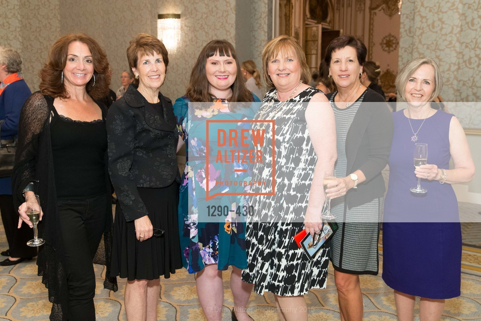 Sandra Badillo, Mary Ward, Erin Badillo, Mary Badillo, Susan Flageollet, Chris Ward, The Arthritis Foundation Presents FASHION FIGHTS ARTHRITIS featuring St. John, Fairmont Hotel, Ballroom. 950 Mason Street, October 30th, 2015,Drew Altizer, Drew Altizer Photography, full-service event agency, private events, San Francisco photographer, photographer California